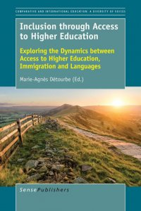 Couverture Détourbe Inclusion Through Access to Higher Education